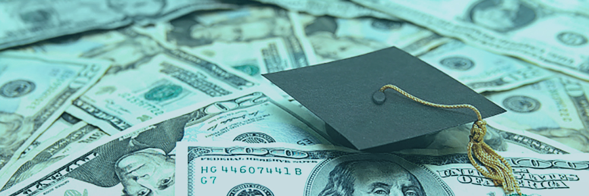 How does financial aid work for college