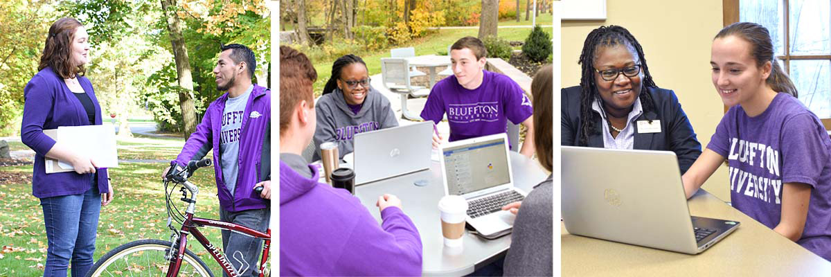Support systems on campus