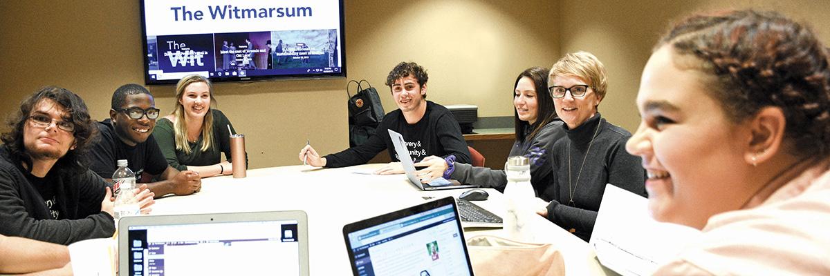 Student media meeting